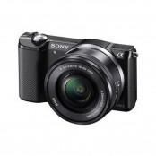 Fotocamera a5000 (Alpha 5000) ILCE-5000L nero