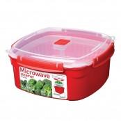 Sistema Microwave cuocivapore per microonde con coperchio...