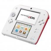 Nintendo 2DS bianco/rosso + New Super Mario Bros 2 2203849