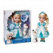 Bambola Elsa che canta