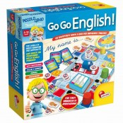 Piccolo Genio Go-Go English