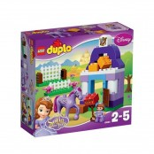 Playset Duplo La scuderia reale di Sofia the First