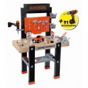 Banchetto Bricolo Center Black + Decker con 91 accessori