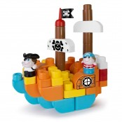 Costruzioni App Toys Isola del Tesoro 60 pezzi