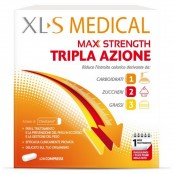 Max Strength 120 compresse 180 g