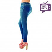 Confortisse Slim Jeggins Blu S/M