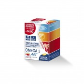 Omega 3 ACT 60 miniperle 32,4 g