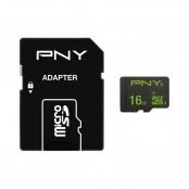 Scheda di memoria flash microSDHC UHS-I 16 GB Performance...