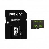 Scheda di memoria flash microSDHC UHS-I 32 GB Performance...