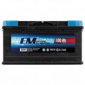Batteria per auto Energy In Motion 100 Ah