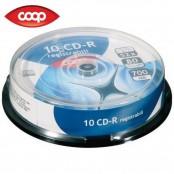 Confezione da 10 CD-R 9721513M81-CTQ5