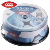 Confezione da 25 CD-R 9721513M8C-CTQ6