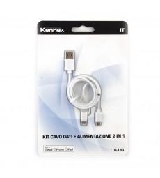 CAVO MICRO USB KENNEX TL190 immagine thumbnail