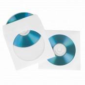 Confezione da 50 custodie di carta per CD 00049994
