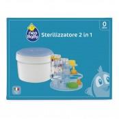 Sterilizzatore 2 in 1