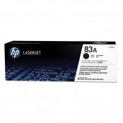 Cartuccia toner LaserJet HP83A nero CF283A CF283A