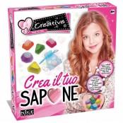 Creative Time To Spa Crea il tuo sapone