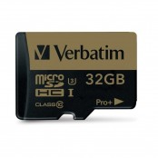 Scheda di memoria microSDHC UHS-I 32 GB + adattatore SD 44033