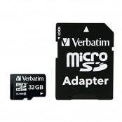 Scheda di memoria flash microSDHC 32 GB Class 10 con...