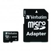 Scheda di memoria flash microSDXC UHS-I 64 GB Class 10 con...