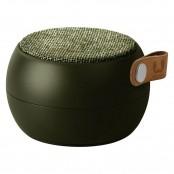 Altoparlante portatile wireless Rockbox Round verde 1RB2000AR
