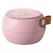 Altoparlante portatile wireless Rockbox Round rosa 1RB2000CU