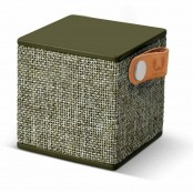 Altoparlante portatile wireless Rockbox Cube verde 1RB1000AR