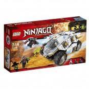 Ninjago Tumbler di titanio Ninja 70588