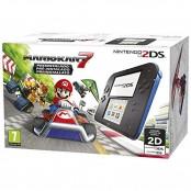 Console Nintendo 2DS nero/blu +  Mario Kart 7 2205049