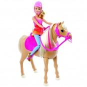 Barbie Balla con Tawny