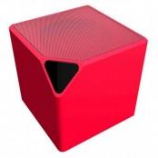 Altoparlante wireless rosso BT14R