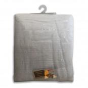 Copertina per lettino Dormendo in pile 110x180 cm col. avorio