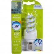 Lampadina Spirale LED 5W E14 LD128