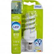 Lampadina Spirale LED 9W E14 LD130