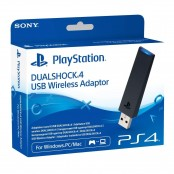 Adattatore USB wireless per gamepad Dualshock 4