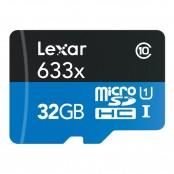 Scheda di memoria microSDHC UHS-I 32 GB + adattatore SD...