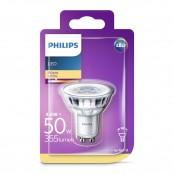 Lampadina LED faretto Classic in vetro 50W GU10 2700K non...