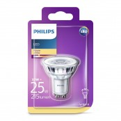 Lampadina LED faretto Classic in vetro 25W GU10 2700K non...