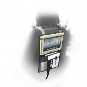 Supporto tablet per sedile