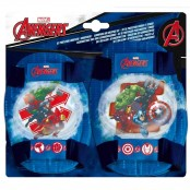 Kit gomitiere/ginocchiere Avengers