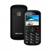 Cellulare TLF-SILENO 31 GSM nero 300031-BK