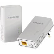 ADATTATORE NETWORKING  NETGEAR  Powerline PL1000-100PES