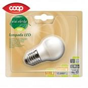 Vivi Verde Lampada LED Miniglobo E27 5,5W