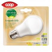 Vivi Verde Lampada LED Goccia E27 6W