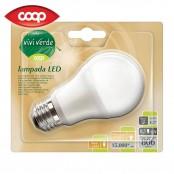 Vivi Verde Lampada LED Goccia E27 9W