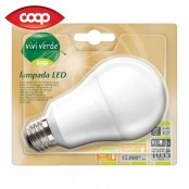 Vivi Verde Lampada LED Goccia E27 10,5W