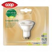 Lampada LED Faretto GU10 400 lm