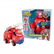 Jett Super-Robot veicolo trasformabile
