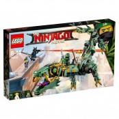Ninjago Movie Drago Mech Ninja verde 70612