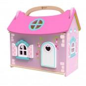 Casa delle bambole portatile 4156